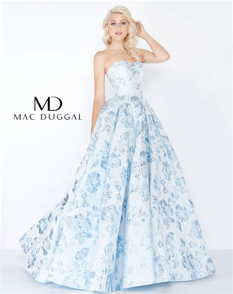 Prom Gowns by 66554m Mac Duggal Gown Prom Dress