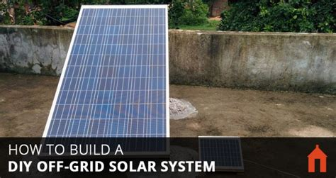 how to build solar energy system diy grid solar system pics about space