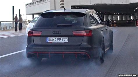 Audi Rs6 Pp Performance by 750hp Audi Rs6 Pp Performance Tire Awd Launch