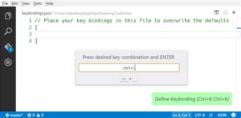 reset visual studio keyboard settings visual studio code key bindings