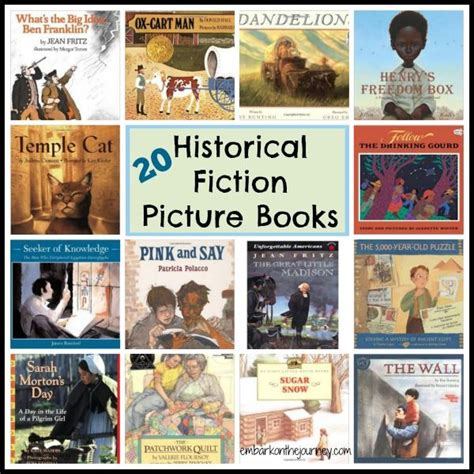 best historical fiction picture books confessions of a teaching junkie hooray for historical