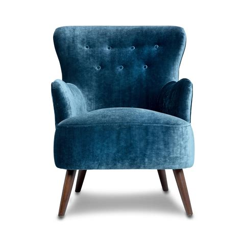 Industrial Arm Chair Design Ideas Blue Arm Chair Design Ideas Blue Upholstered Dining Chairs Fabric Pertaining To The House