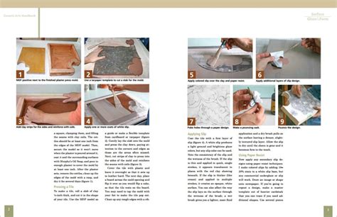 libro american surfaces surface glaze form