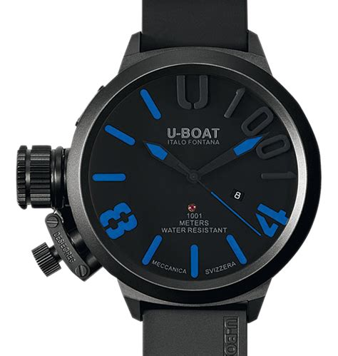 u boat watch review u boat u 1001 limited edition watch pictures reviews