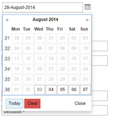P Calendar Angular 2 Matthew Yarlett Styling The Ui Bootstrap Angularjs