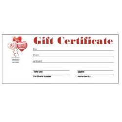 Free Printable Gift Certificate Templates by 28 Cool Printable Gift Certificates Baby