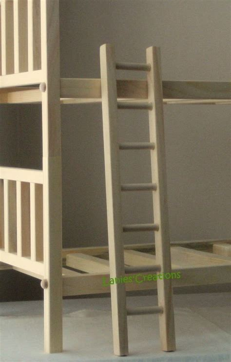 sale doll bunk bed ladder ladder only for american 18