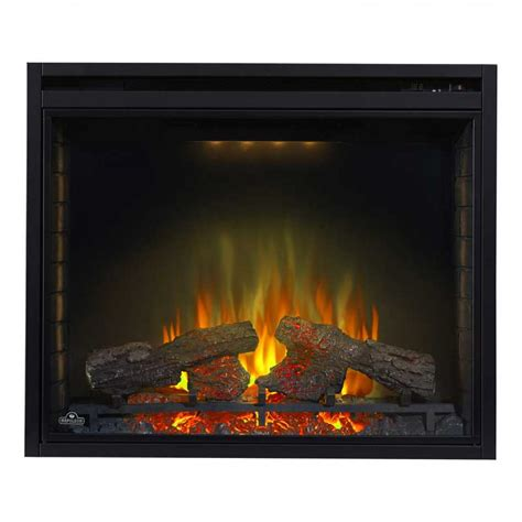 Napoleon Electric Fireplace Napoleon Ascent 33 Quot Electric Fireplace At Ibuyfireplaces