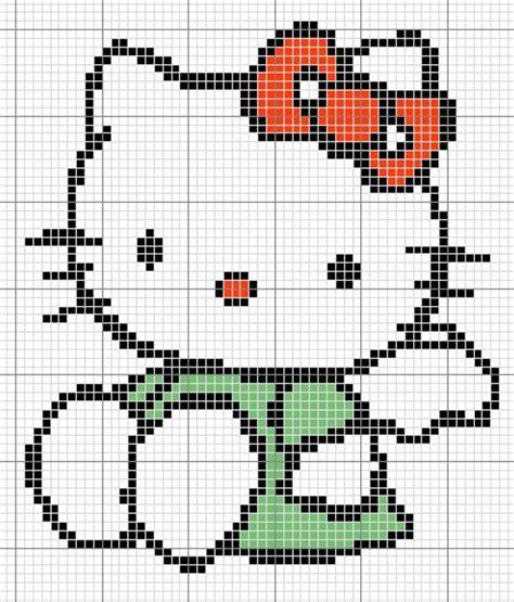 hello kitty cross stitch hello kitty cross stitch cross stitch purrrrrrrr pinterest
