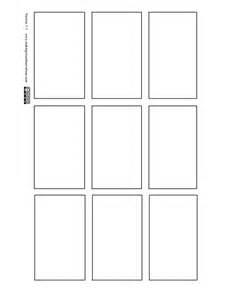 9 panel comic book page
