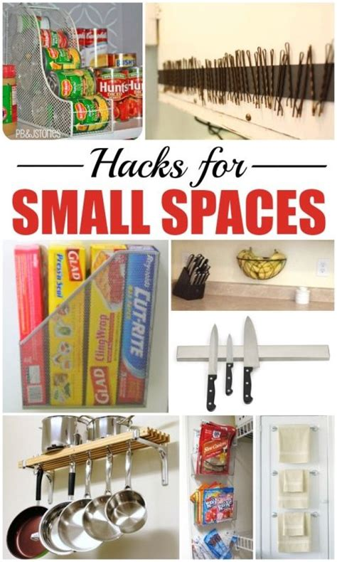 small space storage hacks 1000 ideas about organizing small homes on pinterest