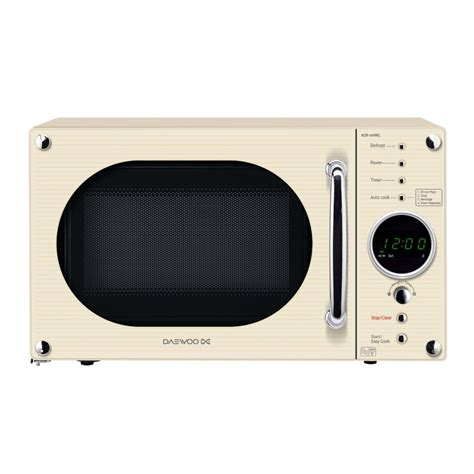 Microwave Daewoo daewoo kor6n9rc digital microwave review