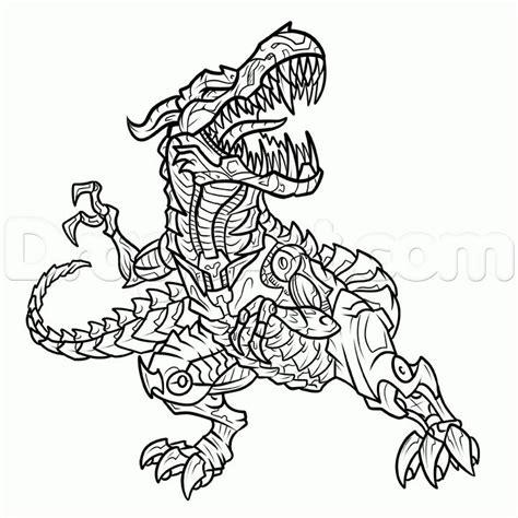 coloring pages transformers grimlock transformers 4 grimlock dinobots http www dragoart