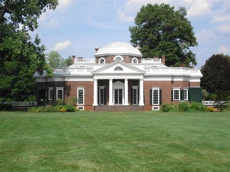 monticello jefferson s home virginia the