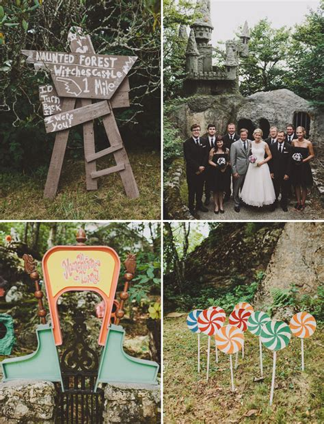 land of oz theme park land of oz wedding anna brandon green wedding shoes