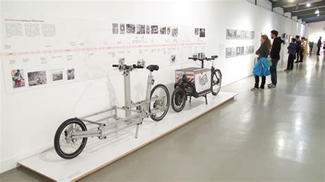 bike exhibition design museum london xyz cargo at das fahrrad exhibition in the museum of