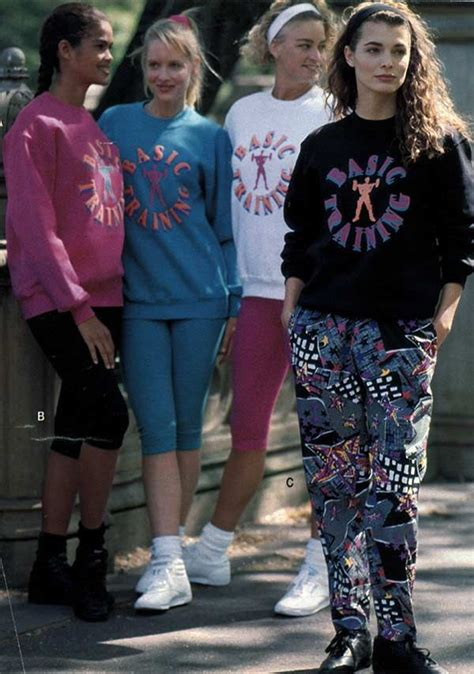 7 Dangerous Fashion Trends by Fashion From A 1991 Catalog 1990s Fashion