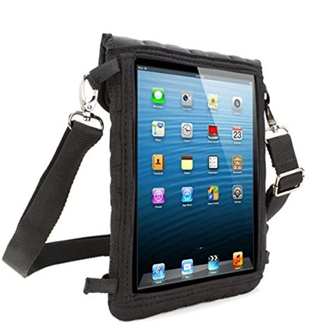 Brandli Gear Touch Panel Ready mini 4 protective carry cover by usa gear black built in capacitive touch screen