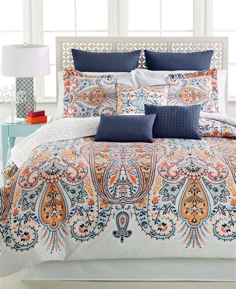 macys bed comforter sets taylia reversible 10 pc comforter set bed in a bag