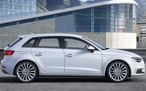 Kosten Tieferlegung A3 8v by Audi A3 Sportback E S Tronic Adac Info