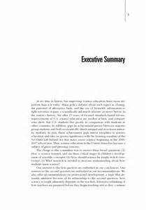 executive brief writing services sle study