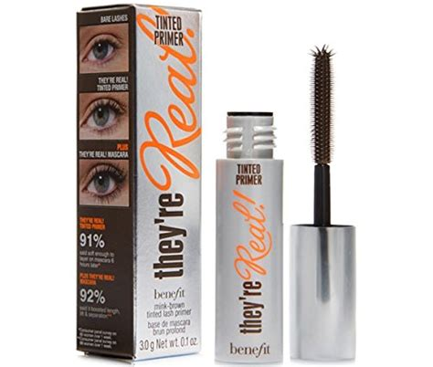Benefit Bad Gal Lash Mascara Travel Size benefit they re real tinted lash primer deluxe travel size 1 oz benefit cosmetics beautil