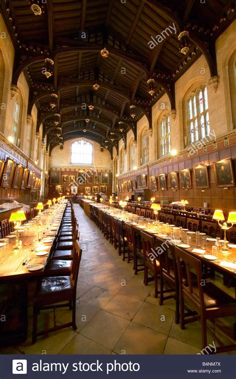 great hall  dining room  christ church college