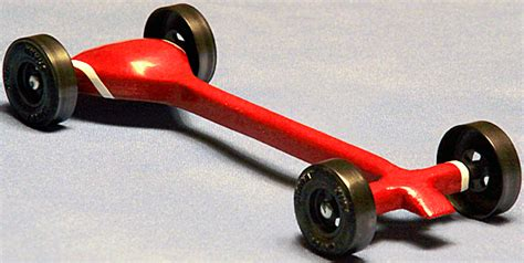 Fastest Pinewood Derby Car Templates by Why More Should Be Building Pinewood Derby Cars