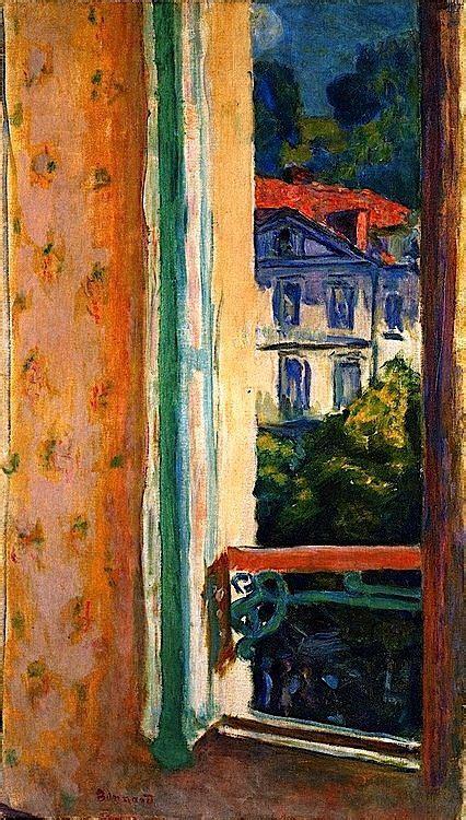 bonnard colour and light the window pierre bonnard famous painters pierre bonnard and window