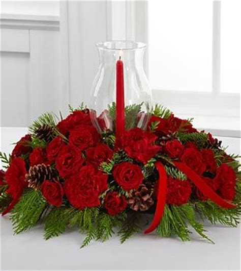 ftd centerpieces ftd winter wonders centerpiece premium