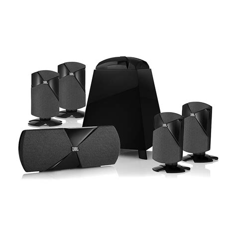 jbl cinema 300 5 1 surround sound home theater cinema 300 b h