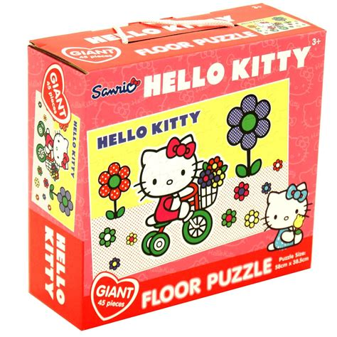 new hello childrens large jigsaw floor puzzle