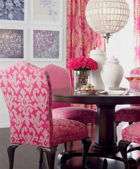 ethan allen esszimmertisch gorgeous pink dining room home