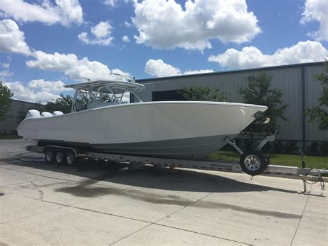 2016 yellowfin 42 power boat for sale www yachtworld - Used Yellowfin Boats