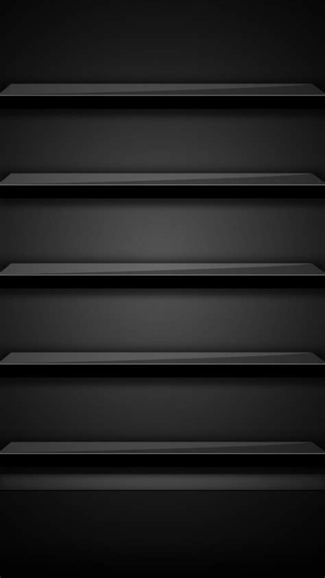 Iphone 5 Shelf Wallpaper by Glossy Shelf Wallpaper Free Iphone Wallpapers