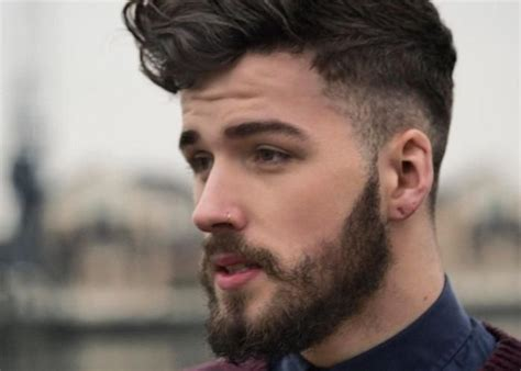 hairstyles with beard indian full beard styles as your look masculine beard styles for