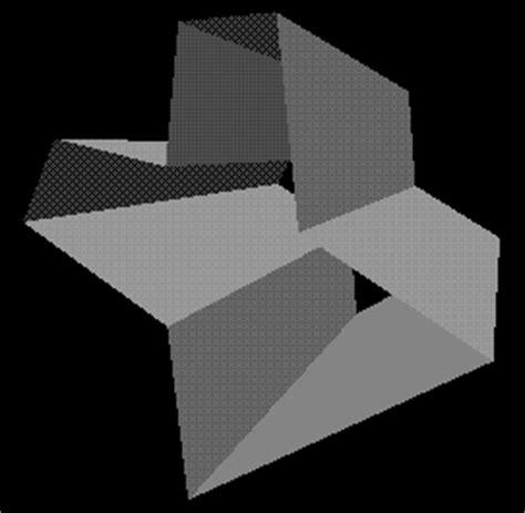 polygonal cross section 2b generative models