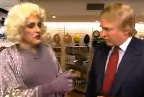 drag queen motorboat watch donald trump gropes rudy giuliani in old video ny
