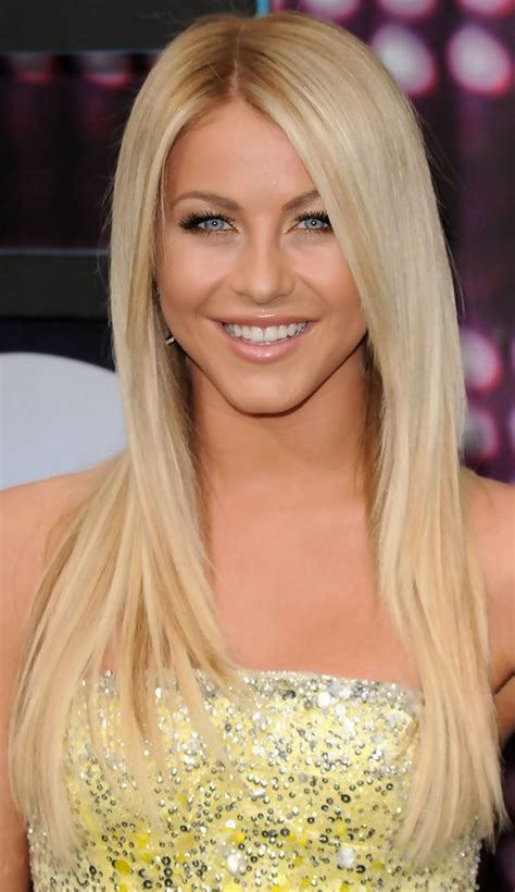 what type of hair does julianne hough have what kind of haircut does julianne hough have in safe
