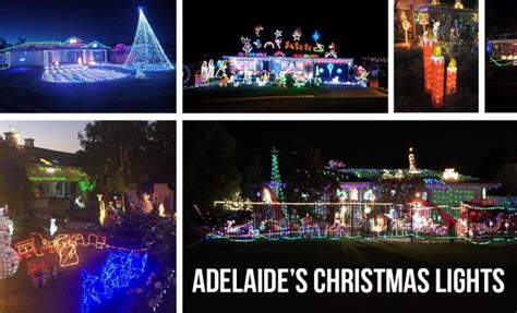 wwwkidsinadelaidecomaubest christmas lights adelaide lights in adelaide here s our map of the best