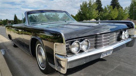 1965 lincoln continental convertible for sale black lincoln used cars free hd wallpapers