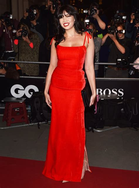 daisy lowe 2015 gq men of the year awards in london daisy lowe picture 1 gq men of the year awards 2015