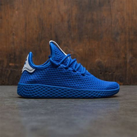 Adidas Tennis Hu X Pharrell William Adidas X Pharrell Williams Big Tennis Hu Blue