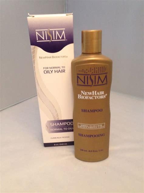Conditioner Nisim Biofactor Normal Minyak nisim new hair biofactors normal to 8oz shoo