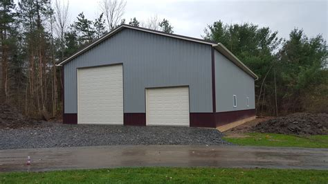 best pole pole barn framing with side garage door studio