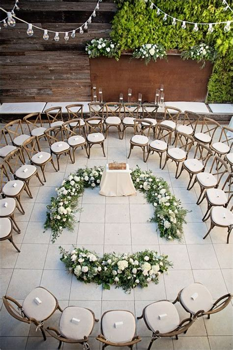 Wedding Ceremony Seating by 25 Best Ideas About Wedding Ceremony Seating On