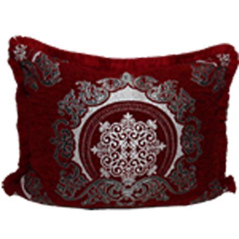 dekokissen 80x80 marokkanisches sofakissen sultan rot bei ihrem orient