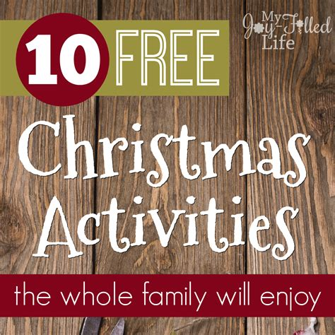 10 Free Activities To Enjoy by 10 Free Activities The Whole Family Will Enjoy