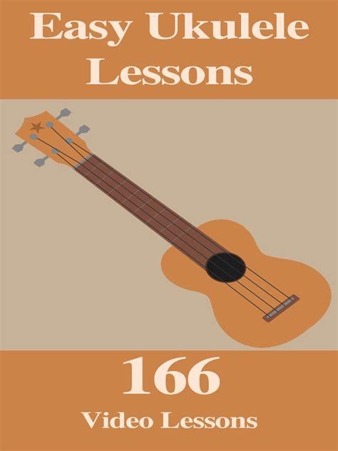 lessons ukulele beginners easy ukulele lessons by tony walsh