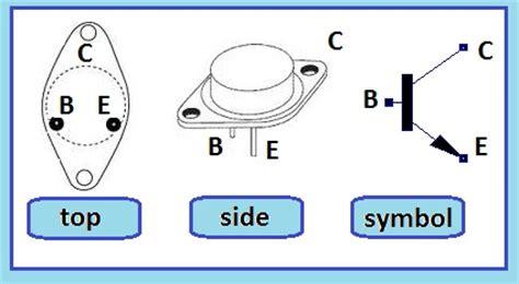 transistor 2n3055 similar inverter teaelectronics